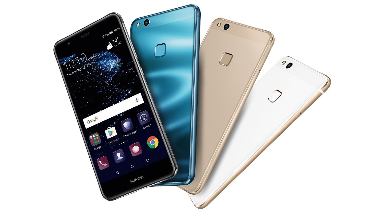 Huawei P10 lite - różne warianty kolorystyczne