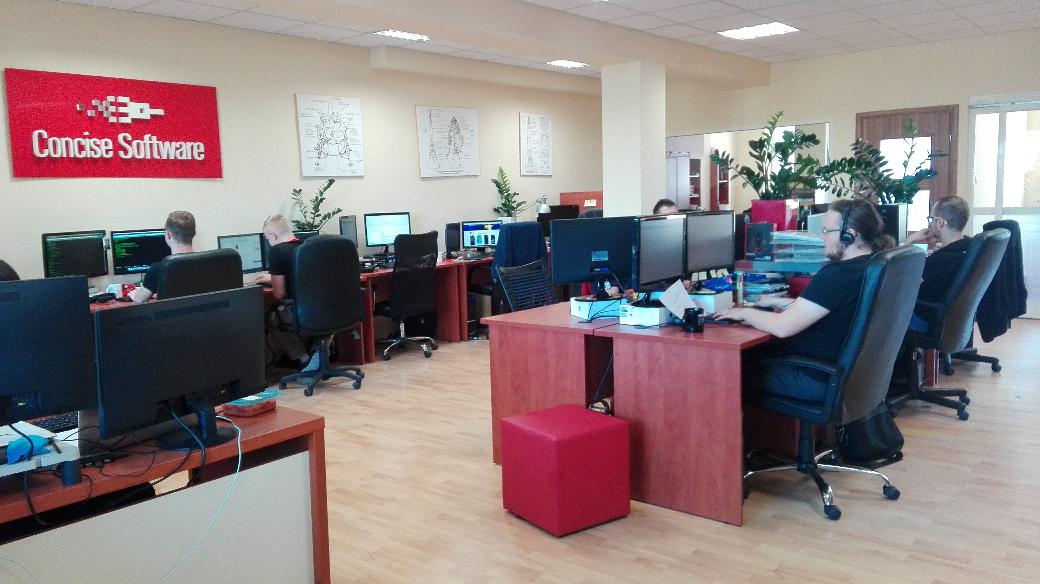 Concise Software biuro
