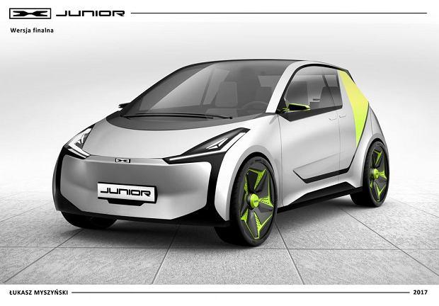 ElectroMobility Poland - X Junior wersja finalna grafika