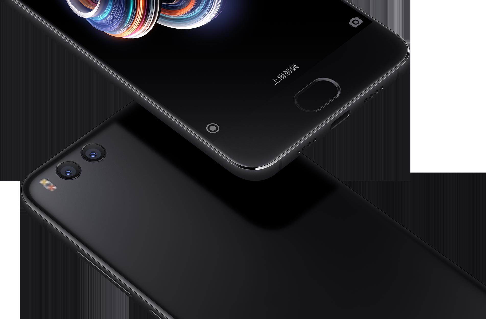 Xiaomi Mi Note 3 - wygląd telefonu
