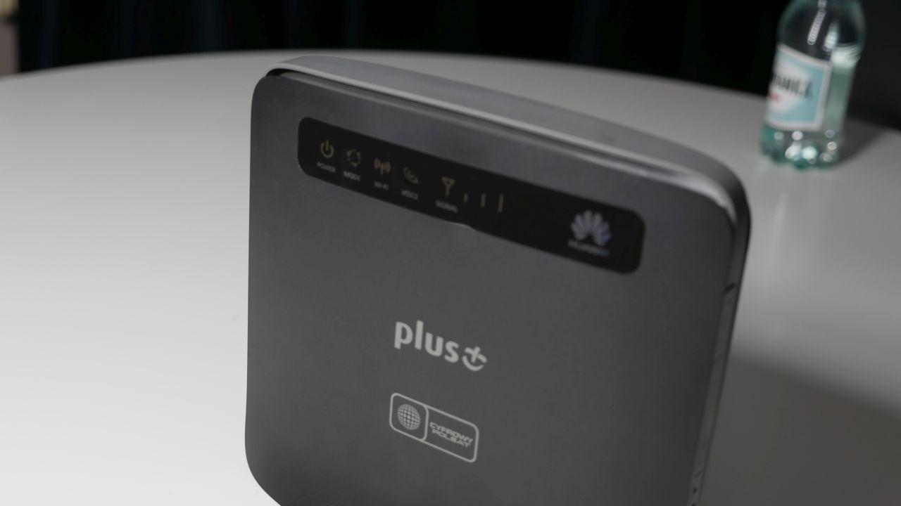 modem plus cyfrowy polsat