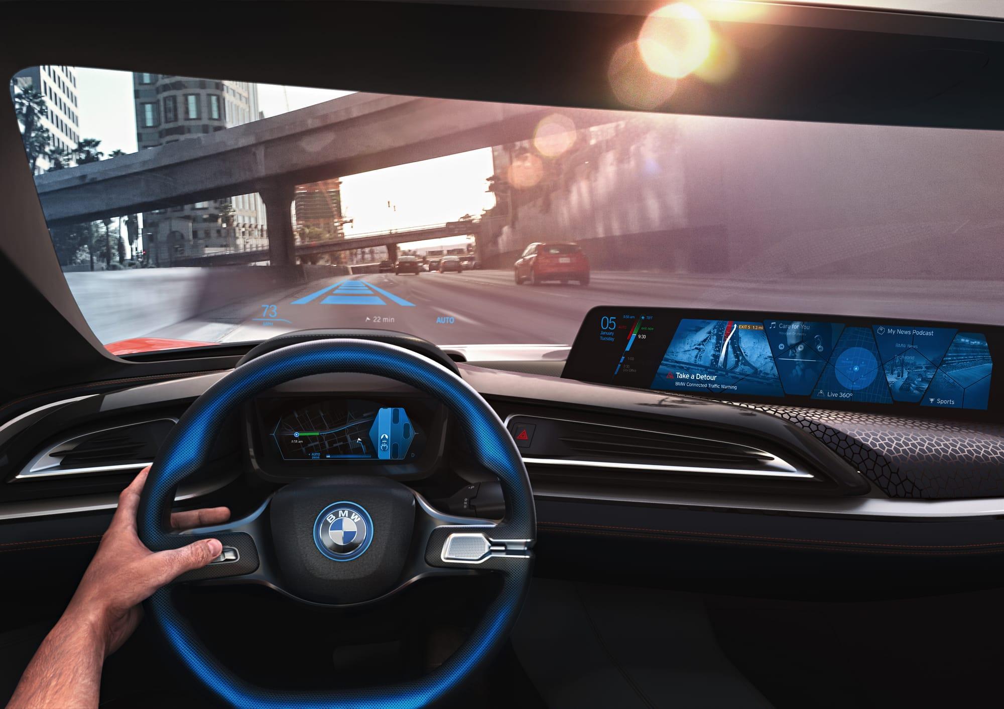 Autonomiczne samochody mogą być zagrożone