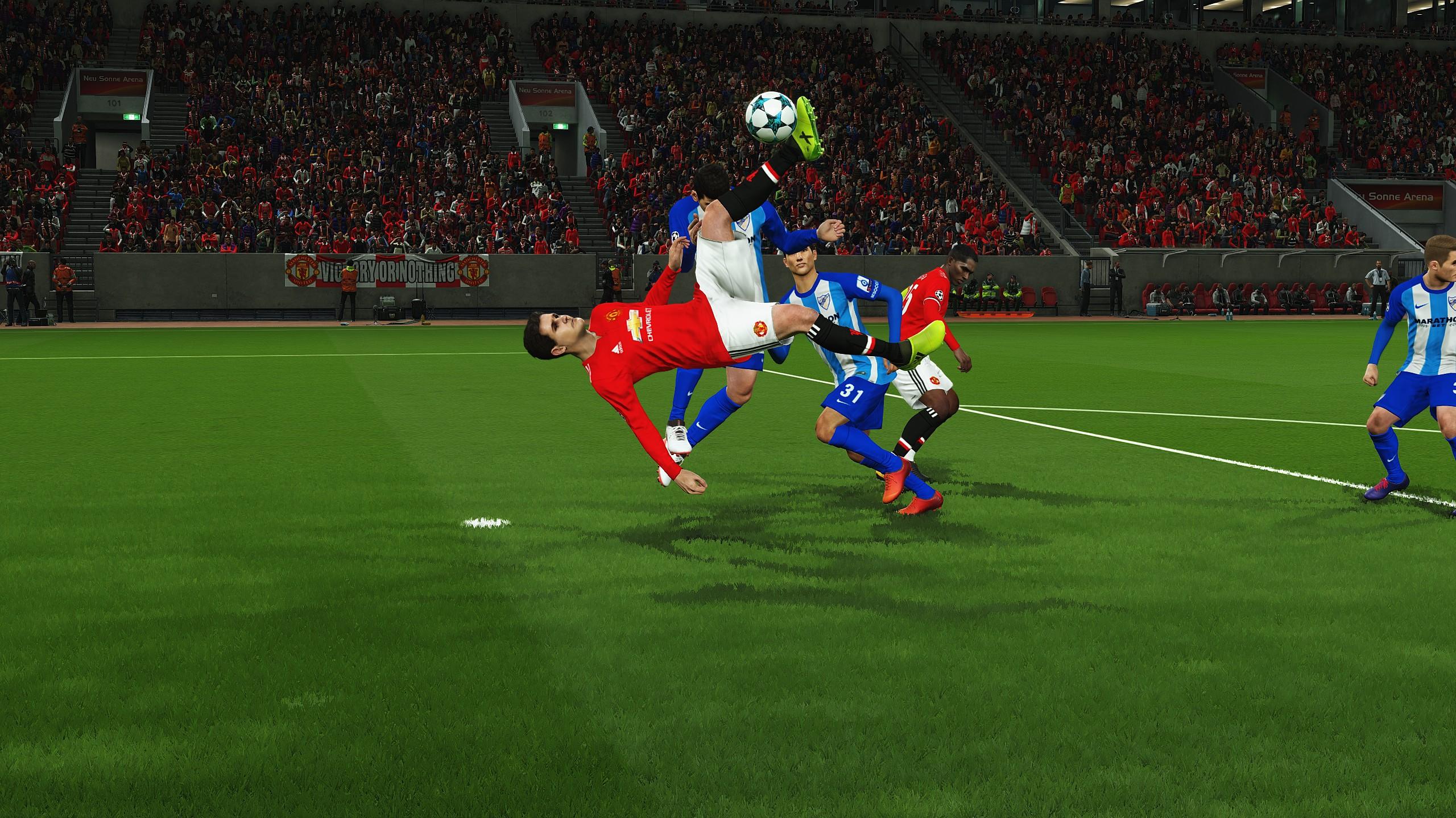 pes 2018 screenshot z gry - zdjęcie 5