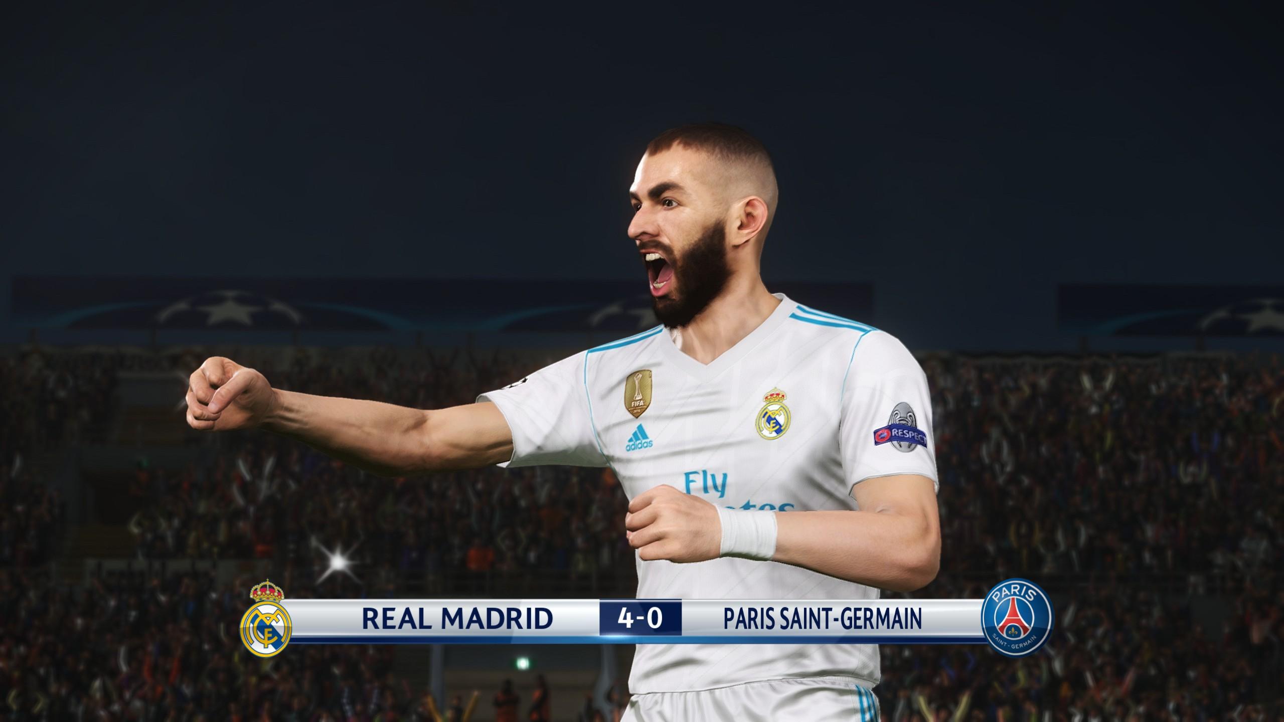 pes 2018 screenshot z gry - zdjęcie 6