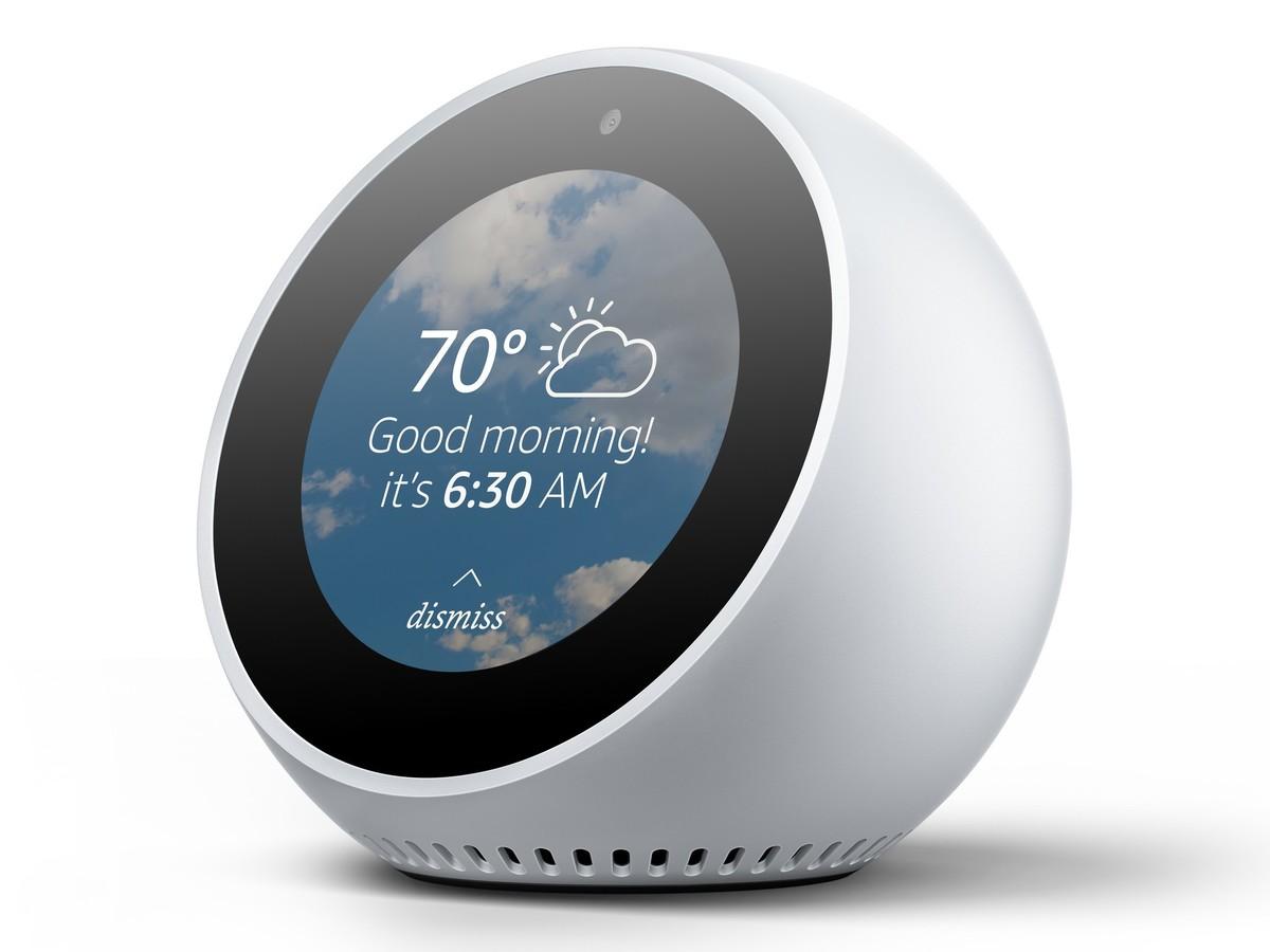 Echo Spot - budzik od Amazon