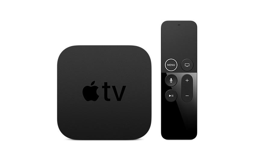 apple tv - urządzenia