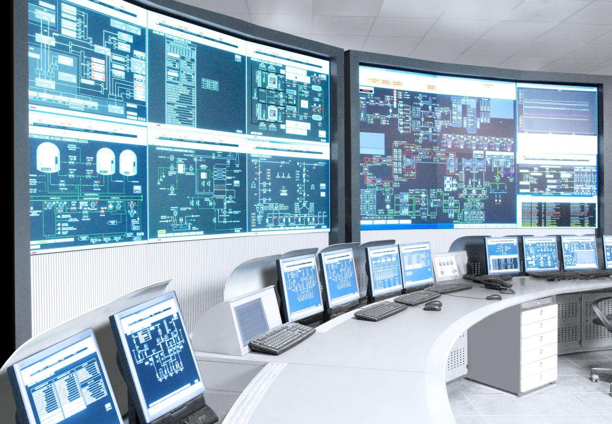 elektrownia centrum zarządzania