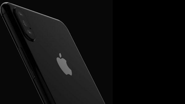 iphone od apple - czarny