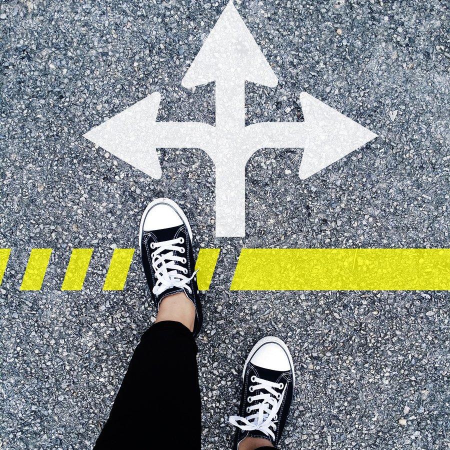 kierunek drogi