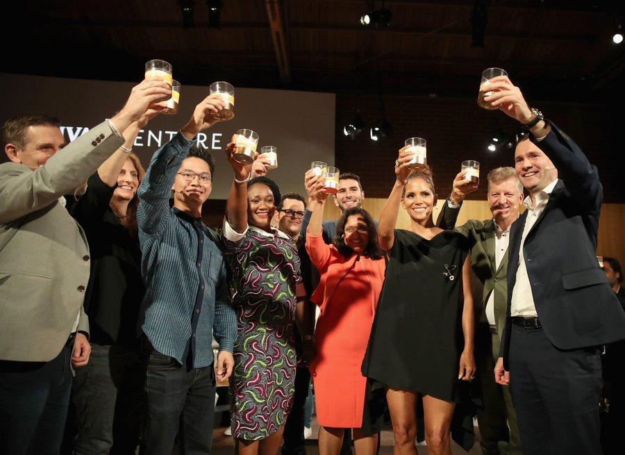 Chivas The Venture - toast