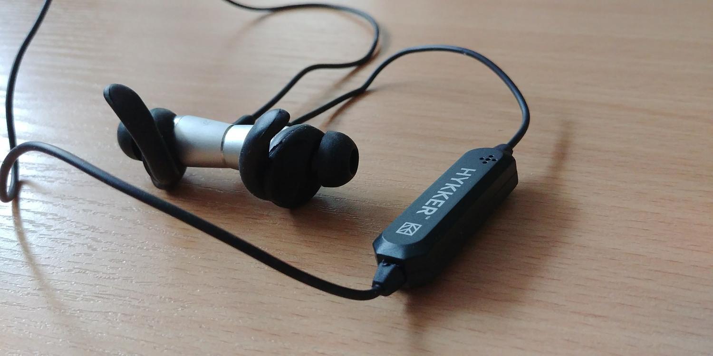 Hykker Air BT - bezprzewodowe słuchawki z Biedronki