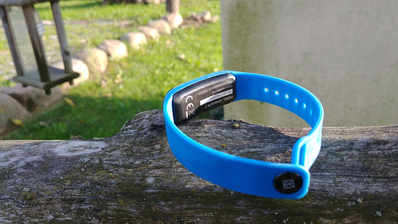 Hykker SmartyFit 2 - opaska fit z biedronki