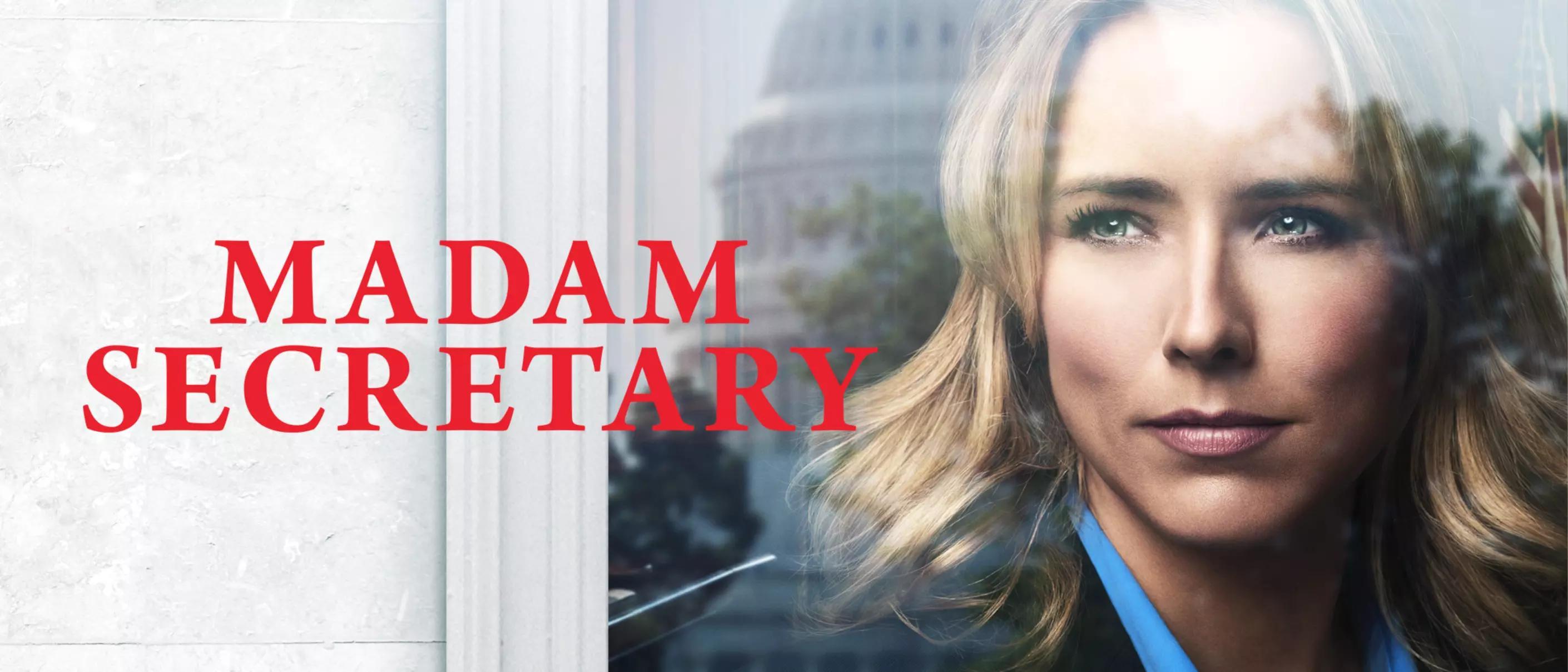 madam secretary - grafika