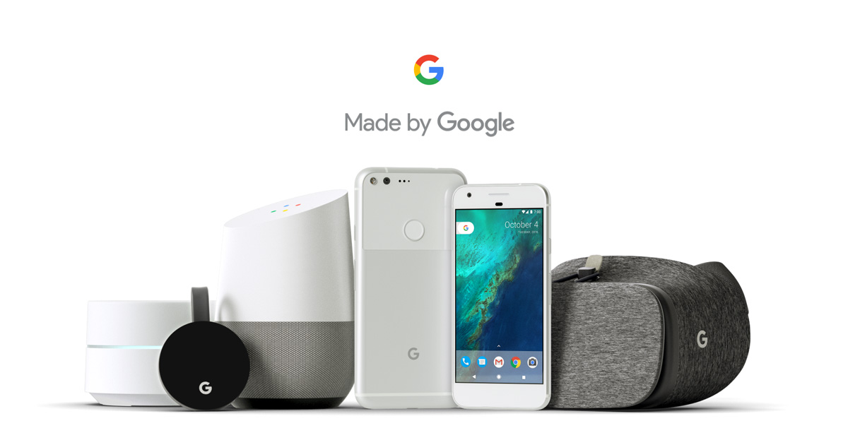 produkty - made by google