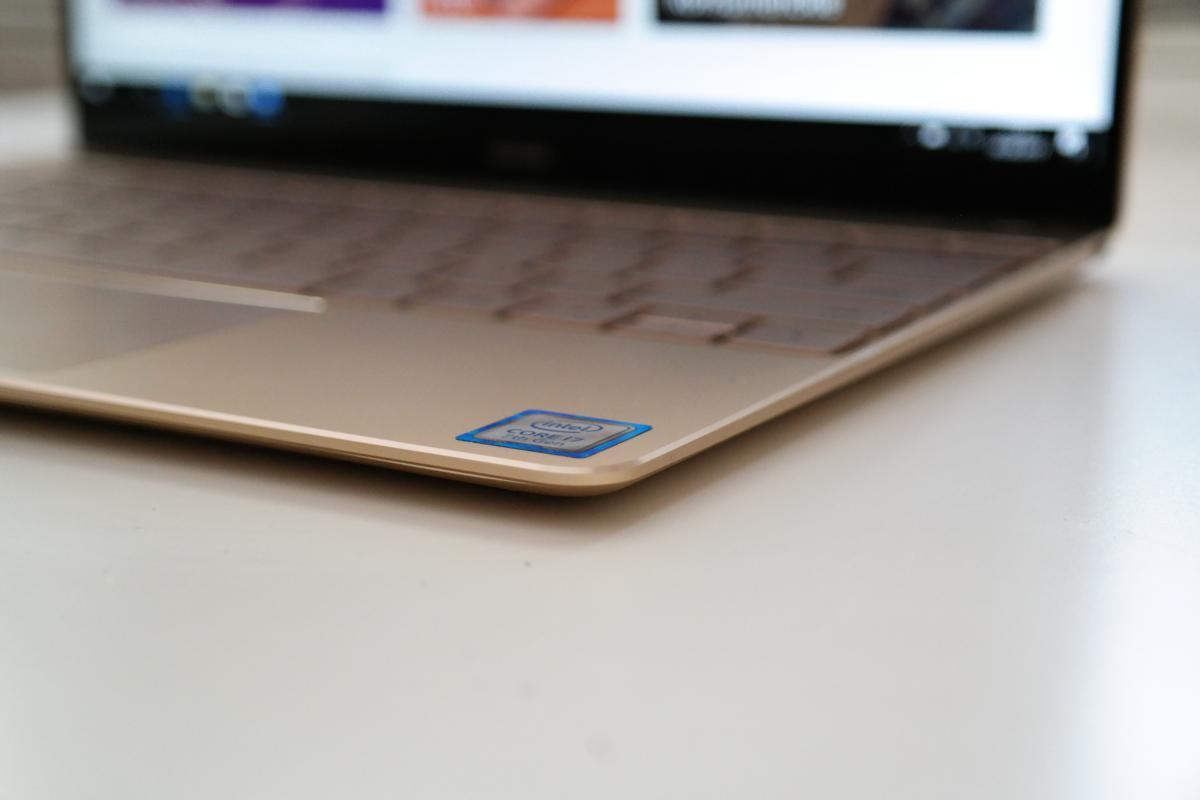 Huawei Matebook X — konstrukcja