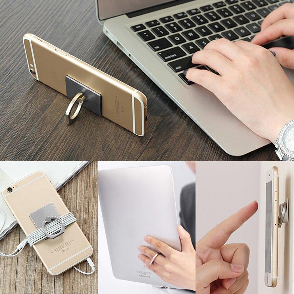 Pierścień do smartfona — sposoby wykorzystania