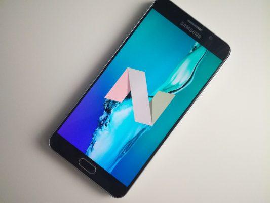 Samsung Galaxy Note 5 - zdjęcie 6