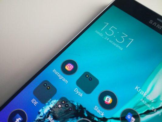 Samsung Galaxy Note 5 - zdjęcie 3