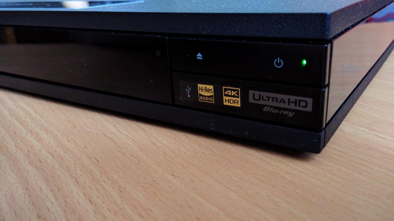SonyUBP-X800 - odtwarzacz blu-ray. Zdjęcie 2