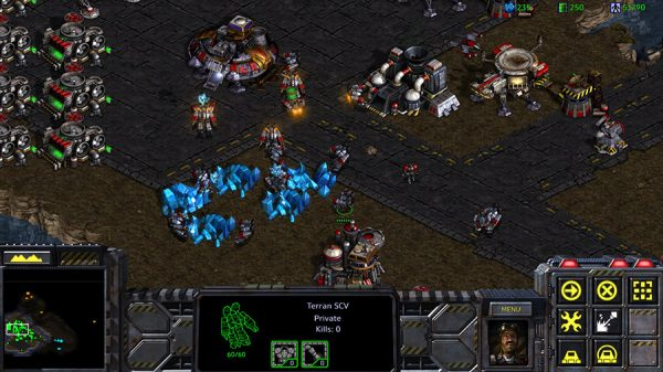 StarCraft: Remastered - prezentacja gry