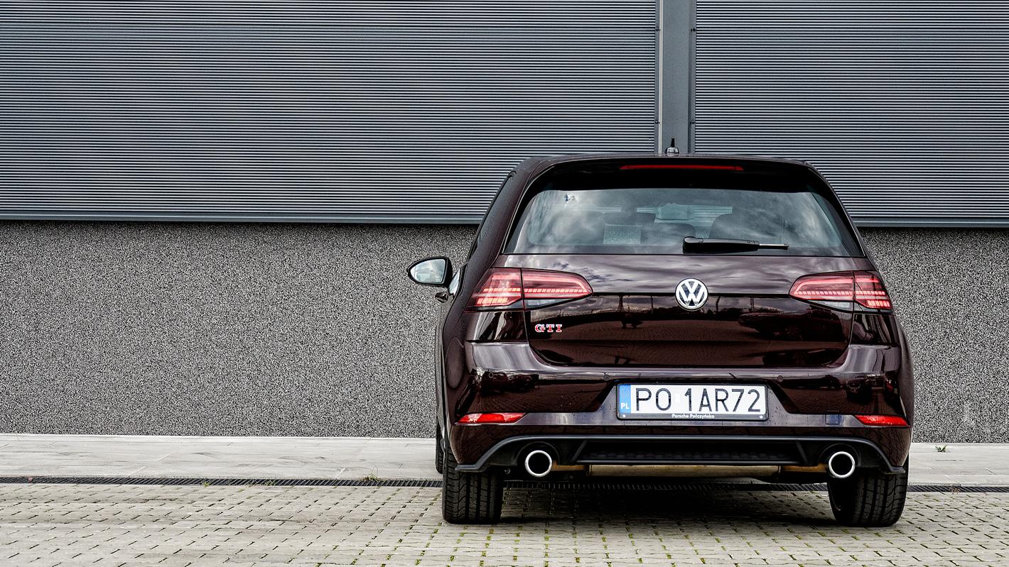 Klasyczny hot hatch: Volkswagen Golf GTI Performance