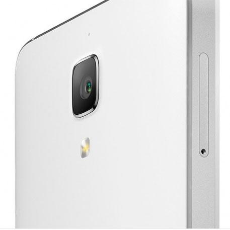 Xiaomi mi4 - tylny aparat