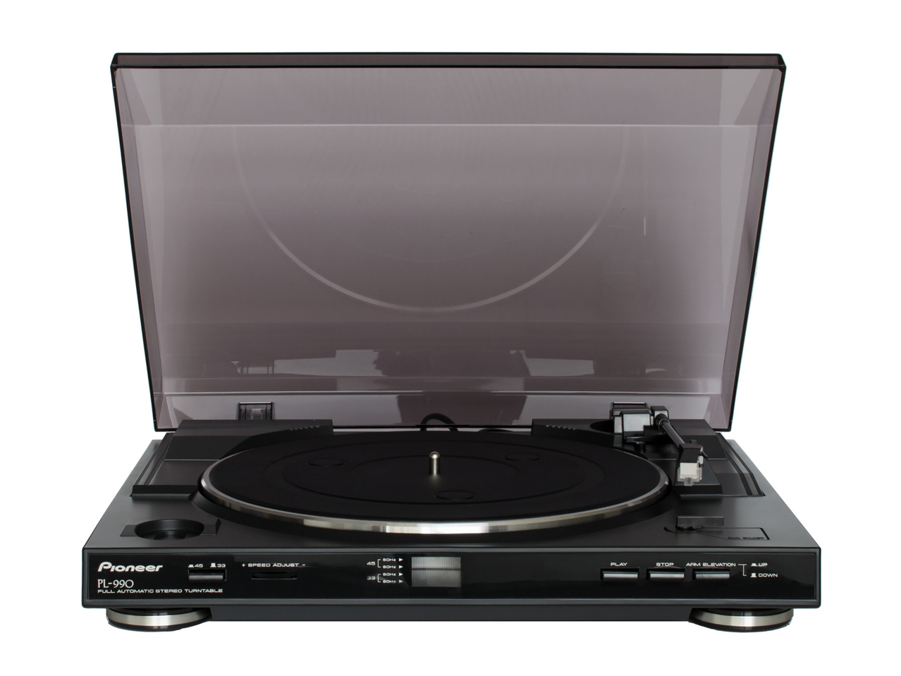 Gramofon z Lidla