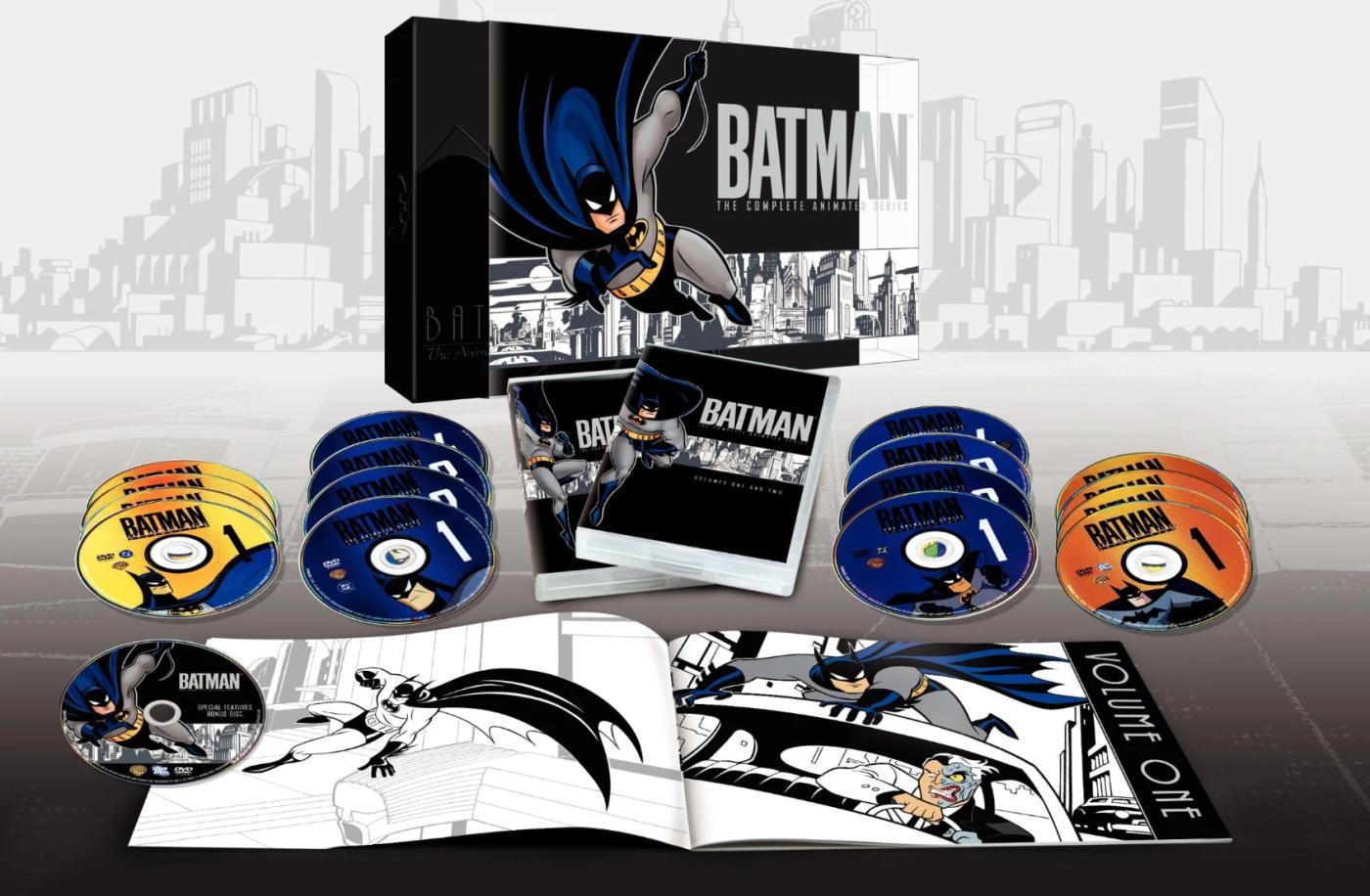 Batman: The Animated Series trafi na Blu-Ray