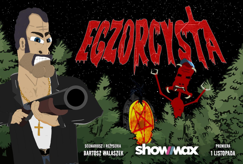 showmax egzorcysta