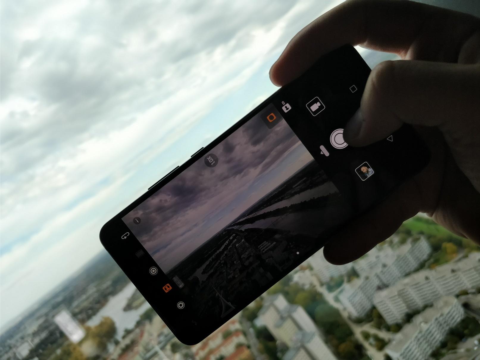 Huawei Mate 10 - aparat