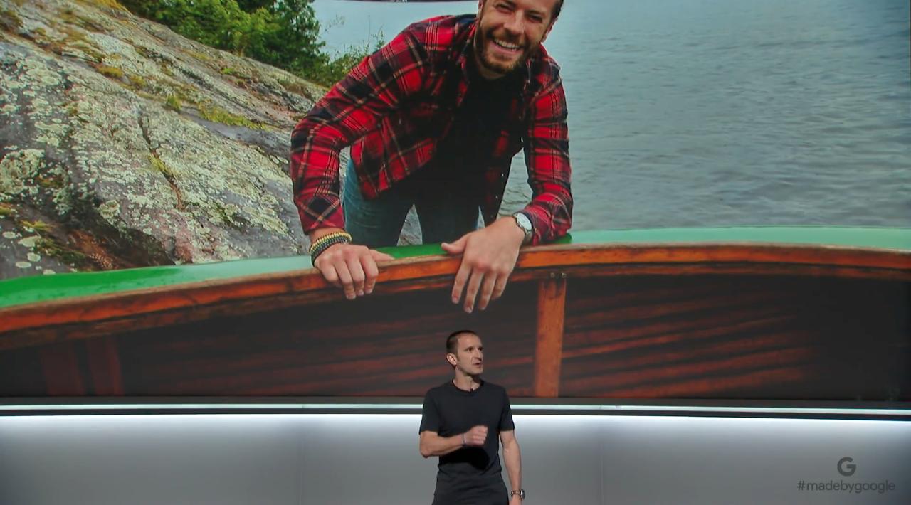 Zdjęcie zrobione Google Pixel 2.