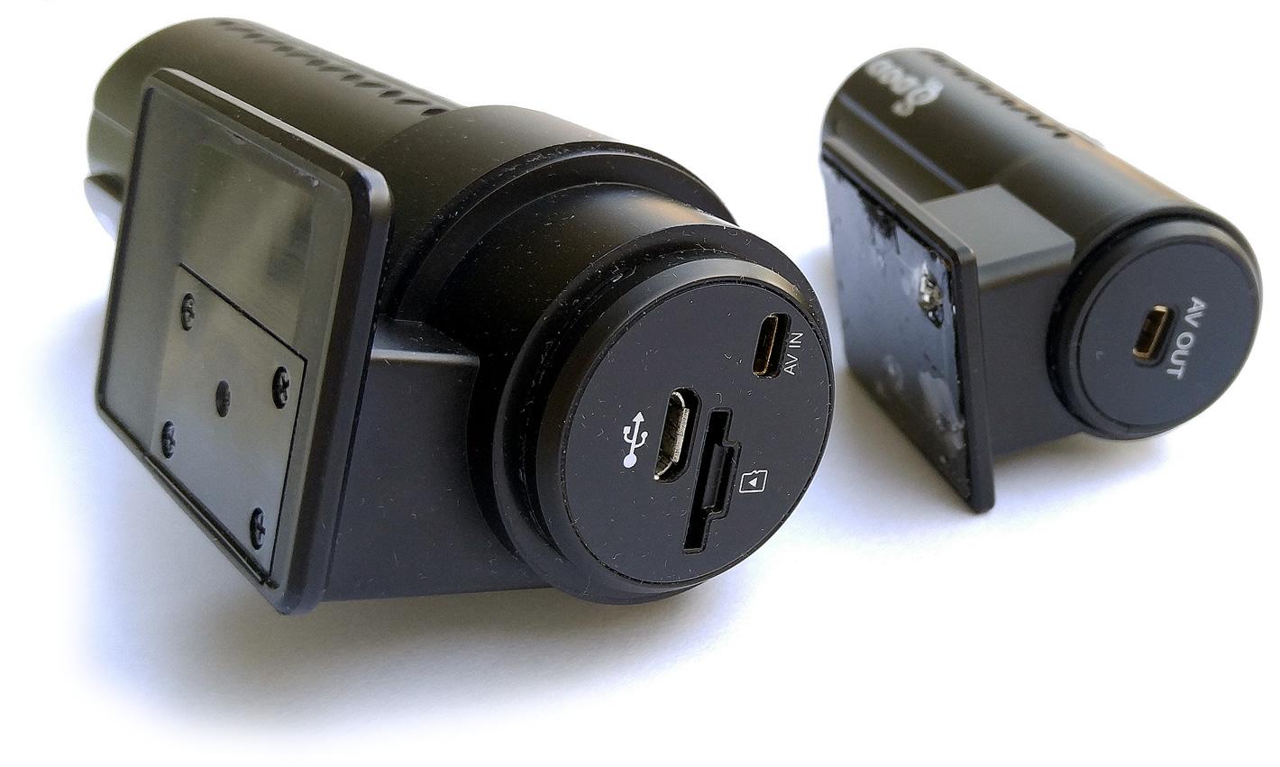 Stopki wideorejestratora DOD RC500S