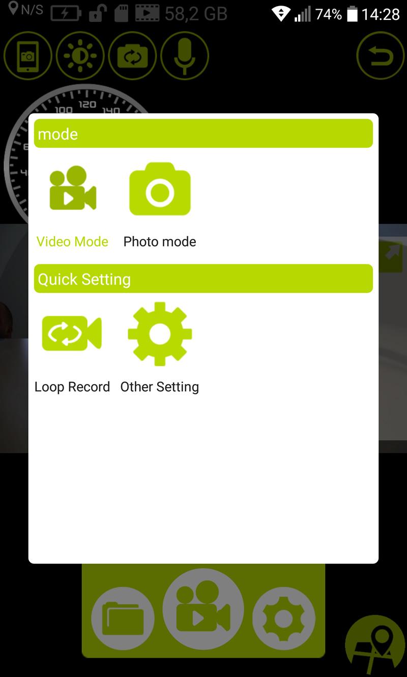 Aplikacja do DOD RC500S