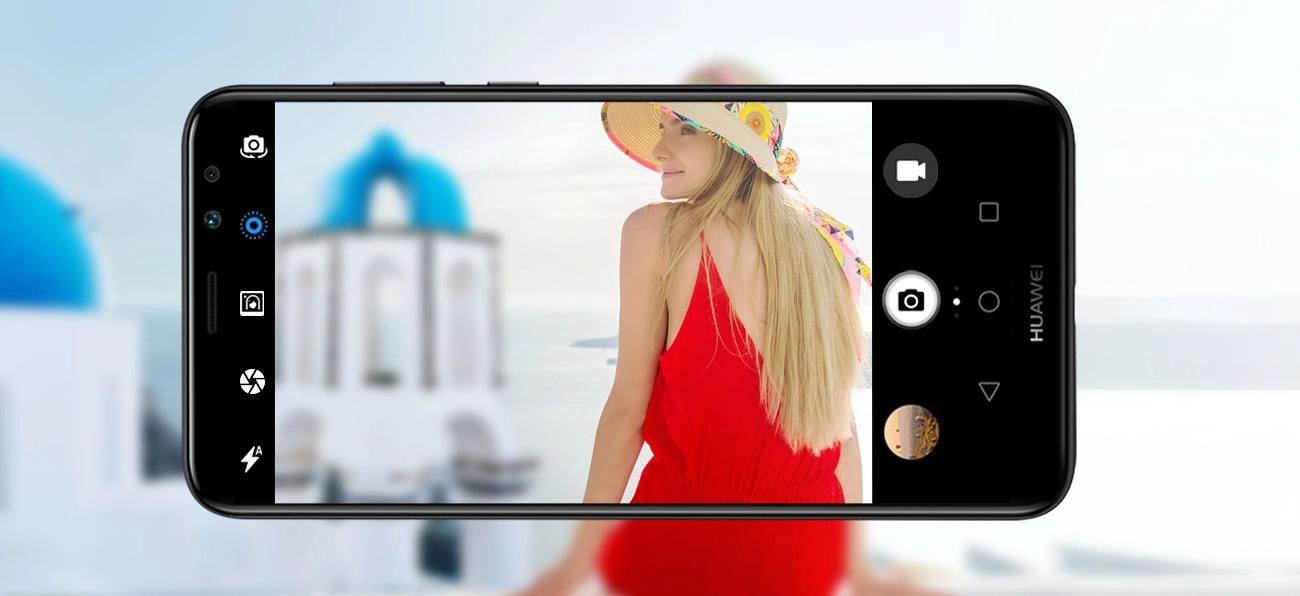 Huawei Mate 10 Lite - kamera