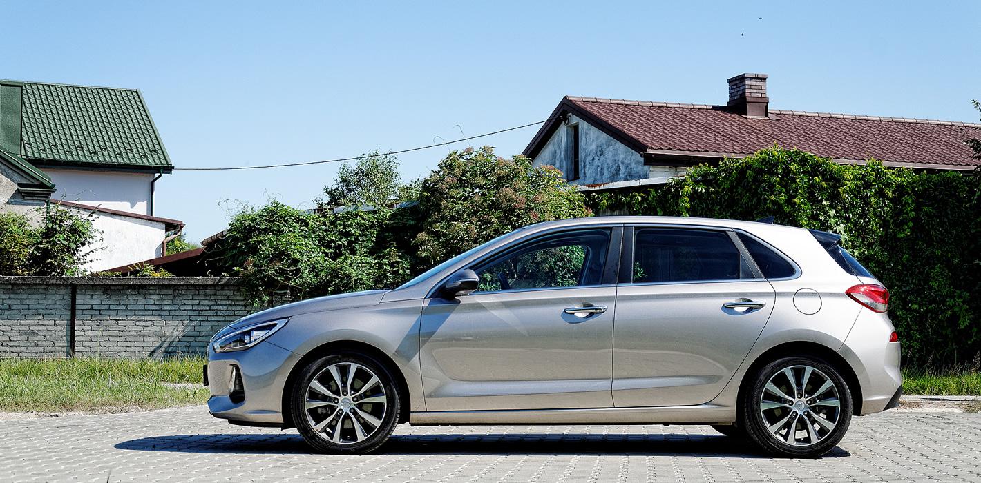 Bogato wyposażona wersja Hyundaia i30 może kosztować ponad 110 tys. zł