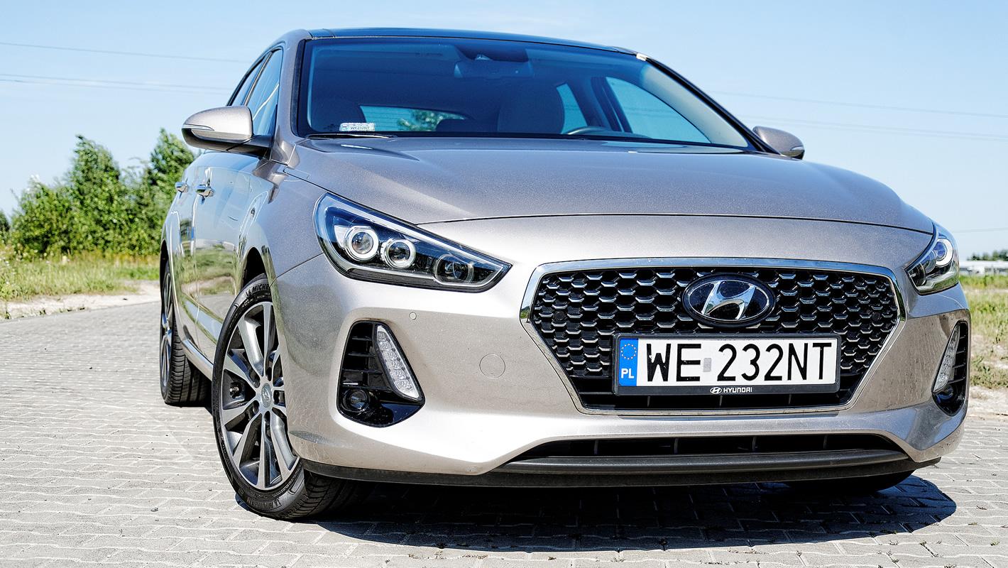 Hyundai i30 to solidny zawodnik w segmencie C