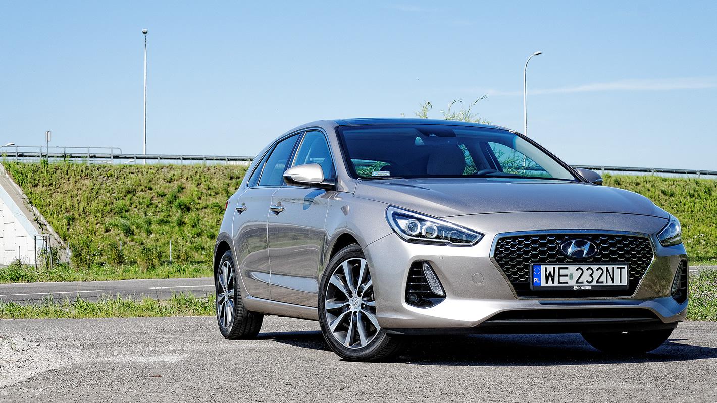 Design Hyundai i30 to dzieło włoskiego stylisty