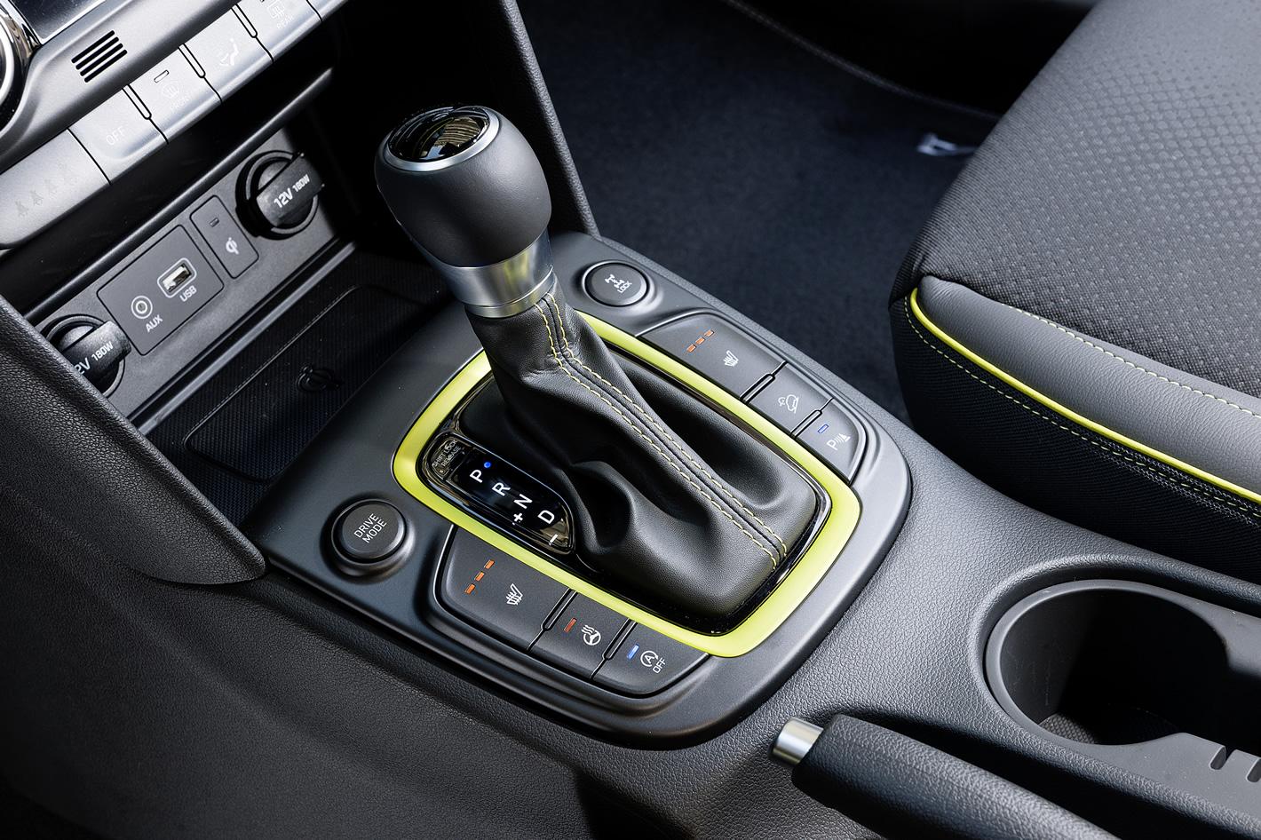 Hyundai Kona z 1.6 T-GDi i 7-DCT