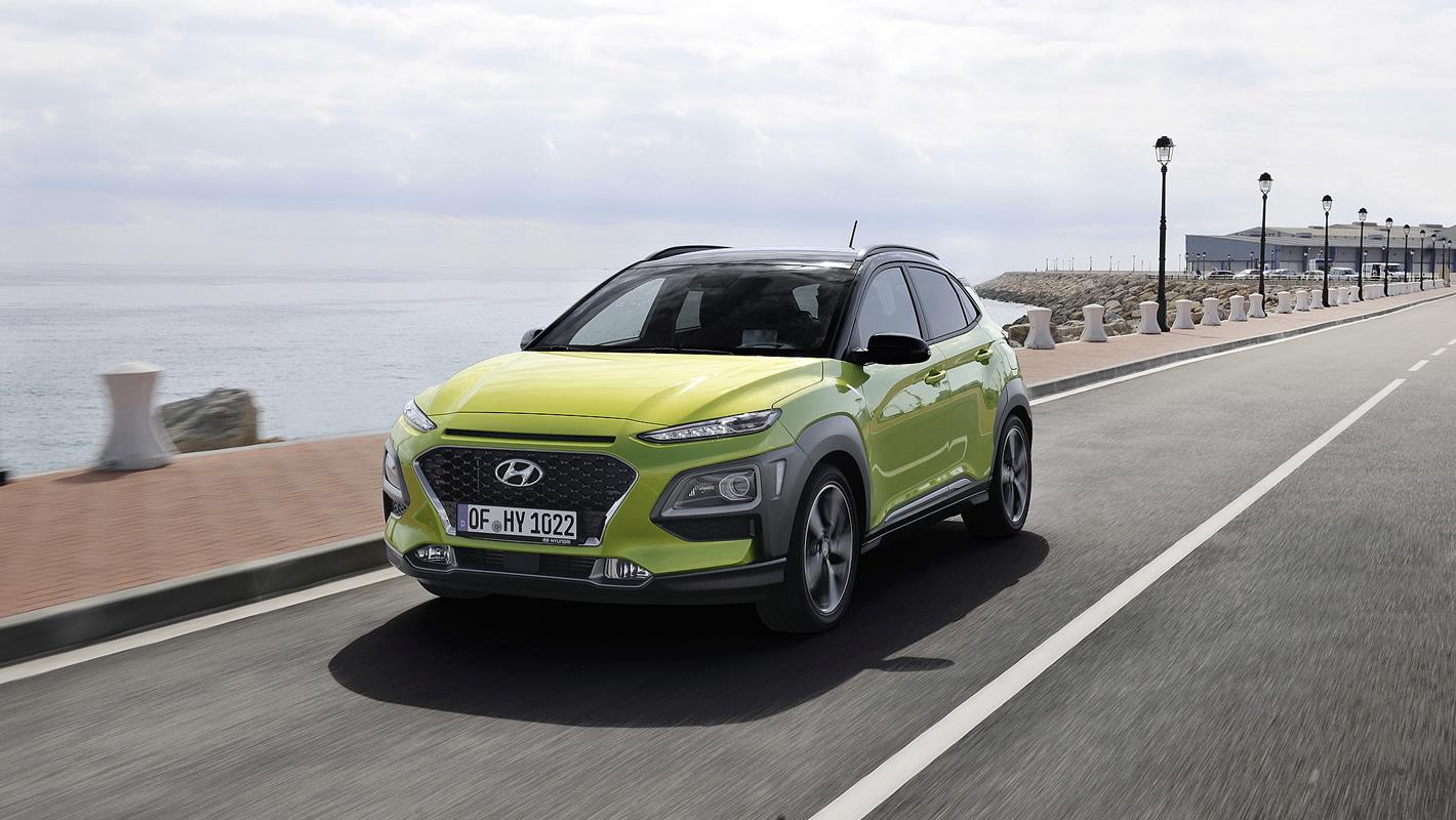 Hyundai Kona w wersji Premiere Style