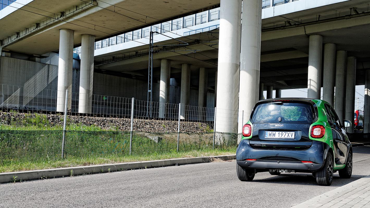 smart fortwo electric drive - zdjęcie 2