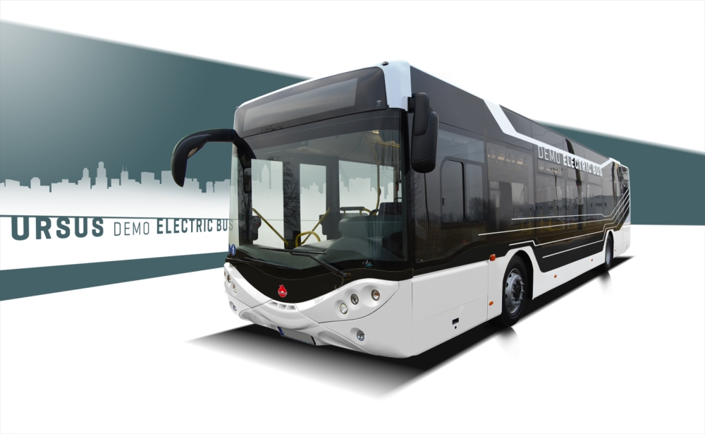ursus - autobus elektryczny
