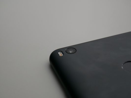 Xiaomi Mi Max 2 - aparat