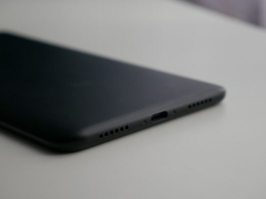 Xiaomi Mi Max 2 - głośnik