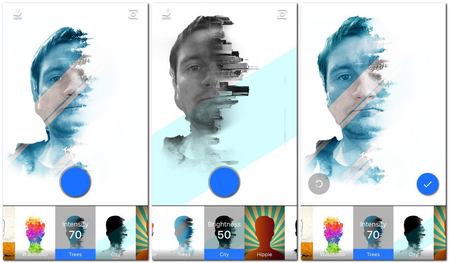 Portrait by img.ly. - aplikacja mobilna na ios