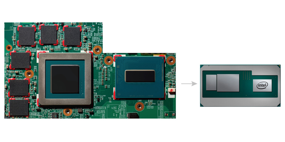 Intel EMIB design