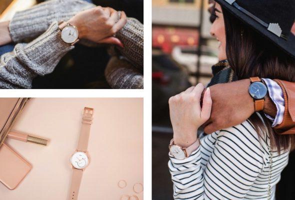 hybrydowy smartwatch