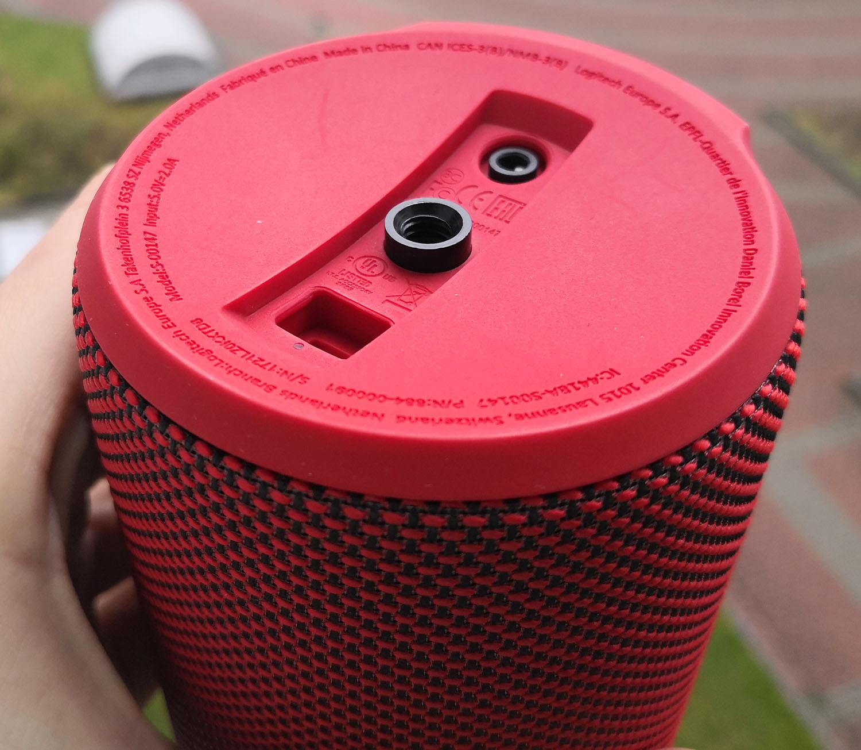 MegaBoom głośnik - zdjęcie 1