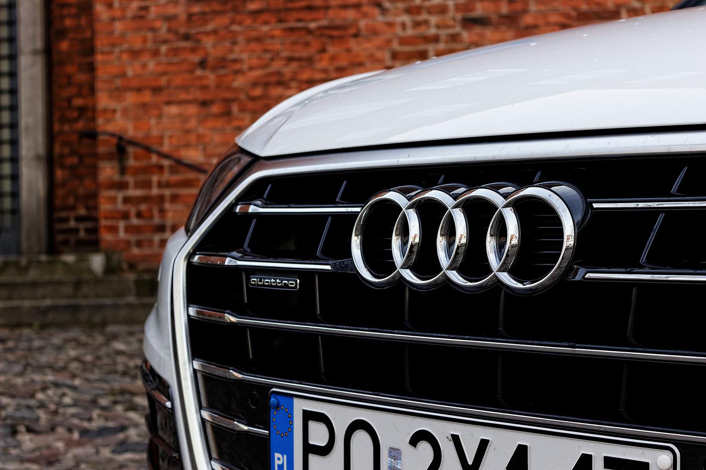 Audi Q5 z napędem quattro