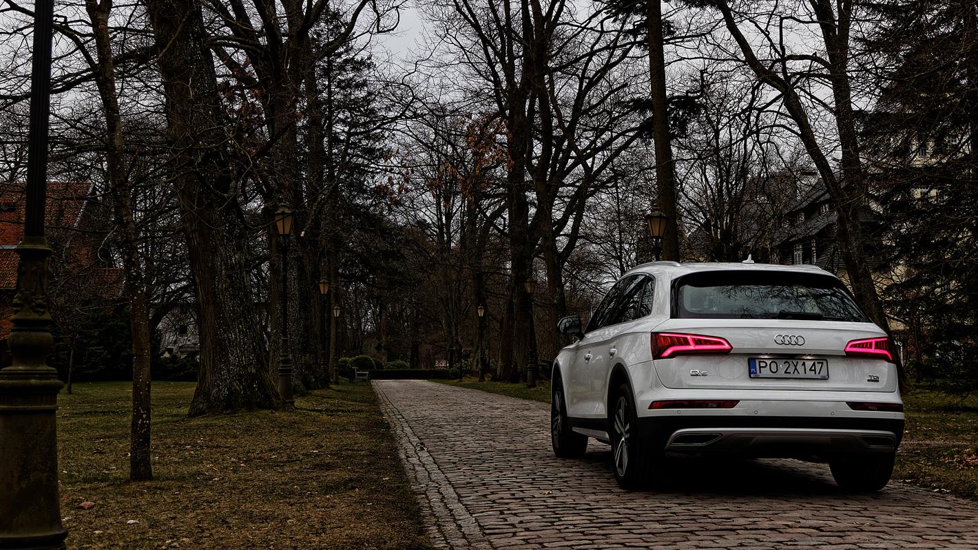 Audi Q5 2.0 TDI quattro S tronic