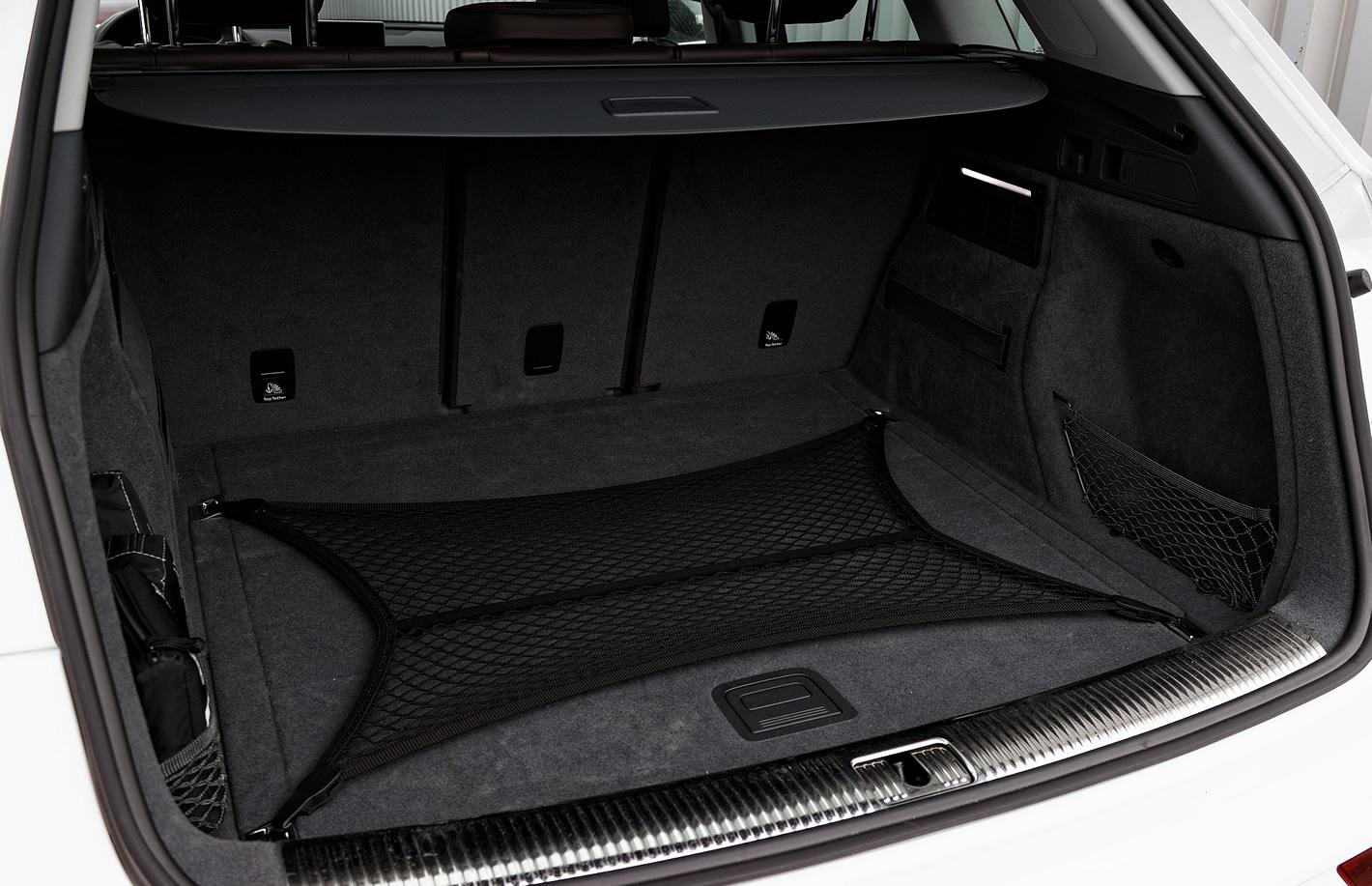 Audi Q5 - ustawny bagażnik